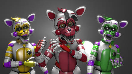 Funtime Foxy's