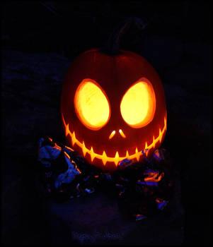Halloween : 04 : Skellington by DecoyRobot