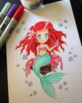 [Coloured] ~ Chibi Ariel