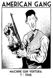 Machine Gun Ventura