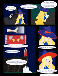 Wizard Palooza Page 4 The front god damn door