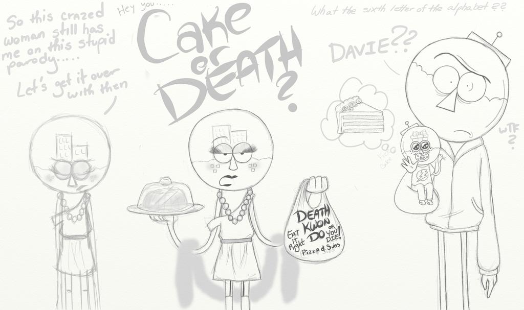 Eddie Izzard Cake Or Death Lego