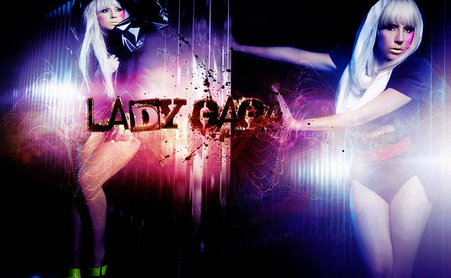 deviantART: More Like Lady GaGa Wallpaper II by ConnieChan