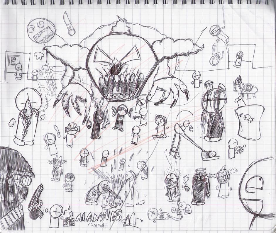 Concurso de dibujo ¡Tu vieja edishon 2012! [Dah Winnor]