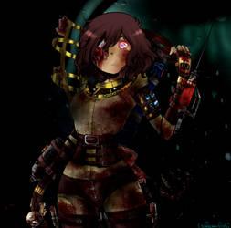Bioshock-talia by ChaCha--Senpai