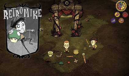 Don't Starve Together - RetroMike