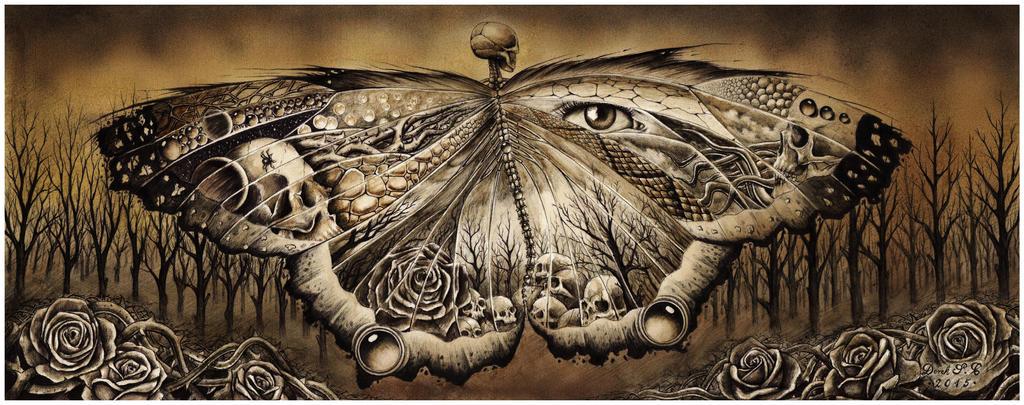 Metamorphous by Derek-Castro