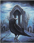 Celestial Moonlight - The Crow