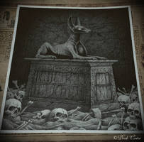 VII. Anubis Shrine by Derek-Castro