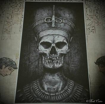IX. Queen Nefertiti by Derek-Castro