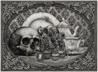 Vanitas by Derek-Castro