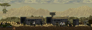 Wakh Sind City Outpost