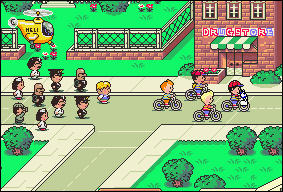 Earthbound ET parody gif by tebited15