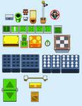 Super mario 3D land random elements BIS styled