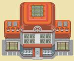 Pokemon Center tiles