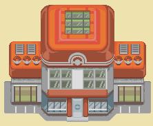 Pokemon Center tiles by tebited15