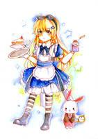 Alice by kirabunni