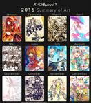 :2015 Art Summary: