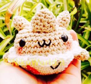 Amigurumi Handmade Togepi Pokemon