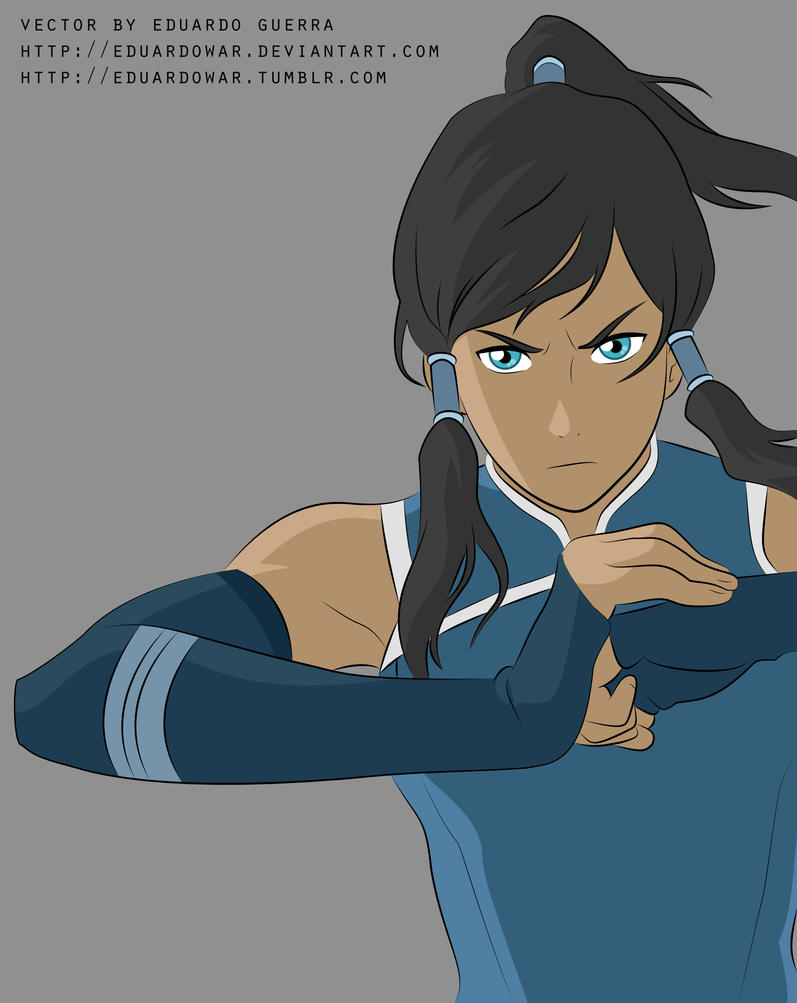 Korra - Book 2: Spirits by eduardowar