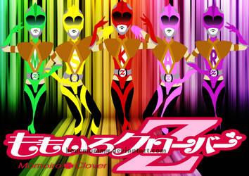 MCZ: THE RAINBOW SIDE OF POWER RANGERS by bonemummy