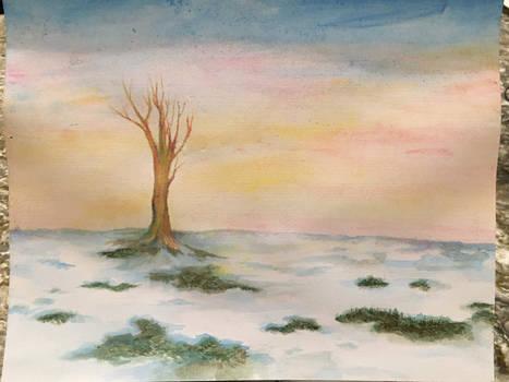 [Watercolor] Verge
