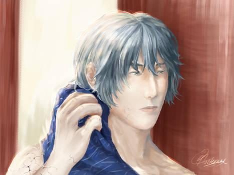 [Fan Art] Sachiro - 'A Scarf'