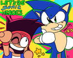 Ok Ko Lets Be Sonic Hereos