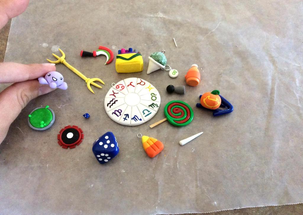 U Uuu 2018 >> Homestuck small clay objects dump by aquasplash21 on DeviantArt