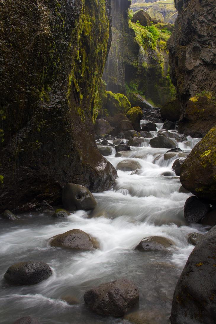 Upstream by MirMidPhotos