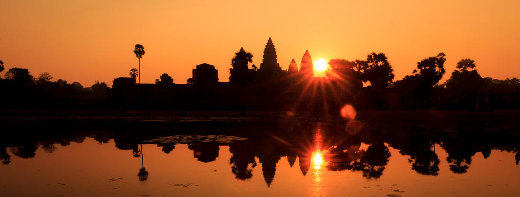 Ancient Sunrise by MirMidPhotos