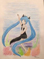 The Deep Sea Girl by NQ01