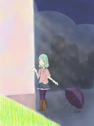 Where the Umbrella Ends by NQ01