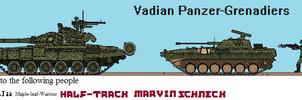 Late Han Wars, Panzer-Grenadiers