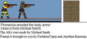 BSC Shock Infantry (NationStates, JG)