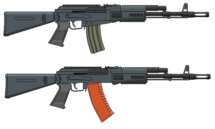 CR-223 and CR-220 Prototype (NationStates)