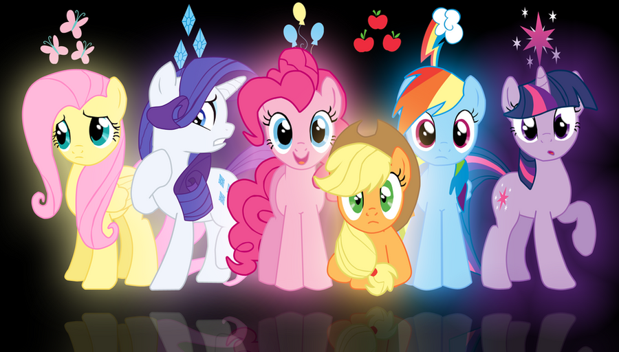 android mane 6 wallpaper - photo #35