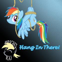 Bright_Rai - Dash's Sonic Rainbass -Hang In There! by brightrai