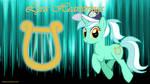 Lyra Heartstrings Ponytail Wallpaper