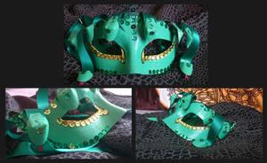 Medusa Mask - Showcase