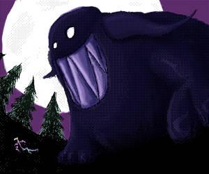behemoth bob by SophieHoulden