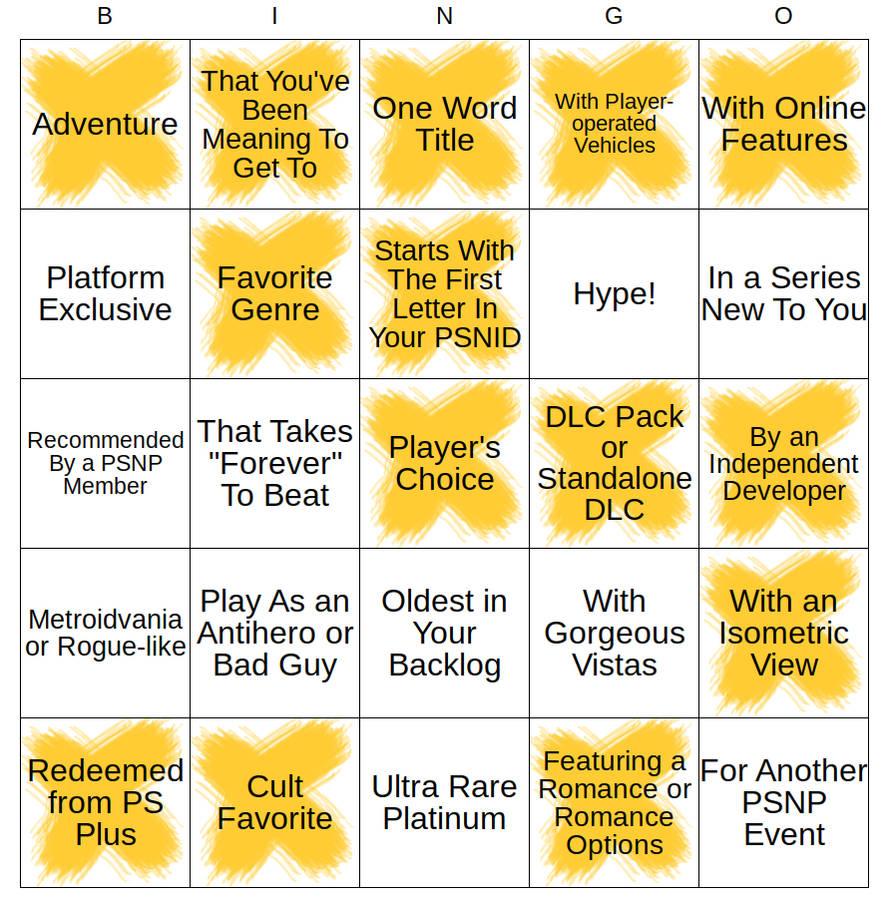 Bingo Bonanza 2019 Gaming Event by garciafever