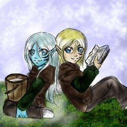 Phenomena -Alk and Ilke- by eternitymaze