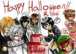 Happy Halloween - Death Note