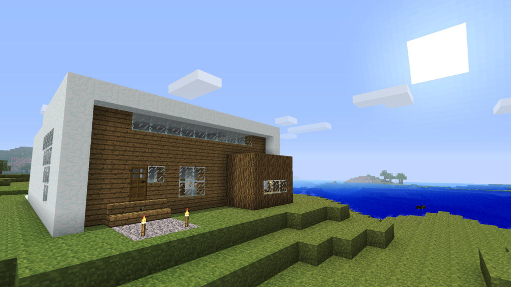 Simple Minecraft Houses To Build