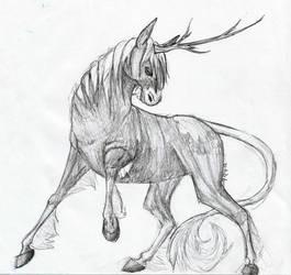 Unicorn by Zanora-zara