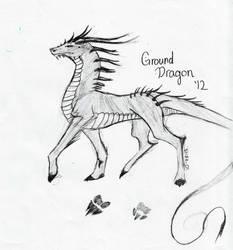 Dragon style sale by Zanora-zara