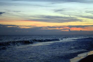 Beach view by Zanora-zara