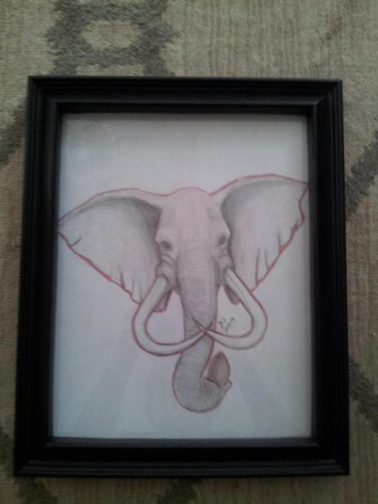 Elifant!! by Zanora-zara