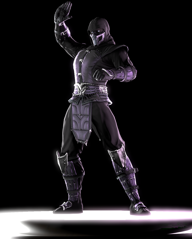Noob Saibot by Yare-Yare-Dong on DeviantArt